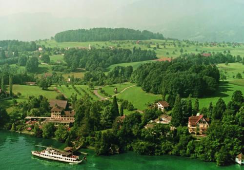 In den 1980er-Jahren herrschte im Hotel St. Niklausen Hochbetrieb, seit 2007 steht es leer.