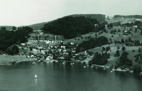 Horwer Bucht, Winkel und Sternen 1974