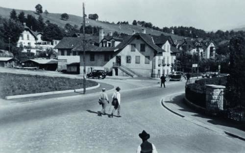 Wegscheide, 1935