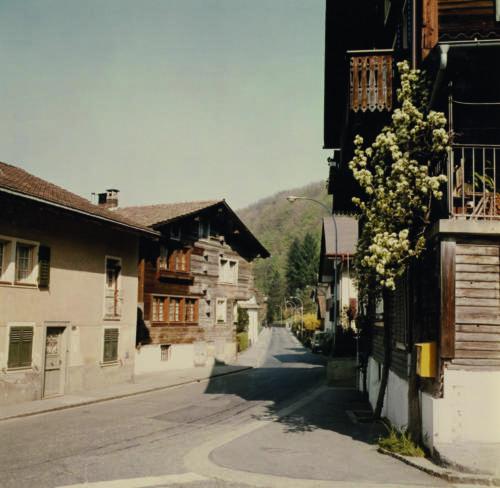 Zollhaus Winkel Winkelstrasse 1980